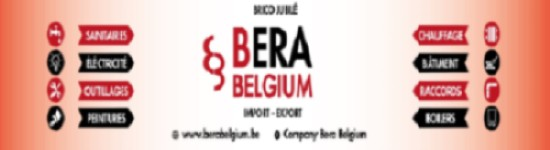 Welcome on the site of Bera Belgium